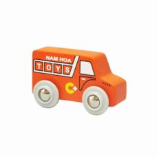 Đồ chơi xe tải màu cam