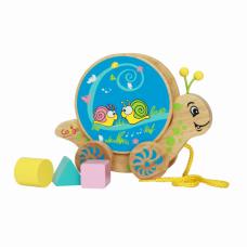 Ốc sên kéo B đồ chơi cho bé