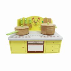 Bộ đồ chơi nhà bếp gỗ