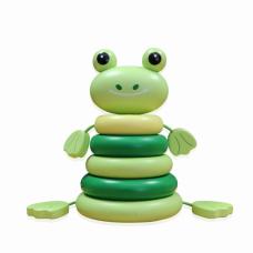 Đồ chơi xếp tháp hình ếch