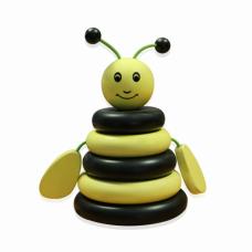 Đồ chơi xếp tháp hình ong