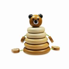 Đồ chơi xếp tháp hình gấu