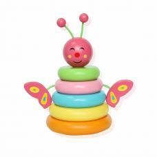 Đồ chơi xếp tháp hình bướm