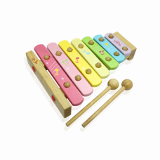 Đàn gõ mộc cầm thanh 7 màu sắc