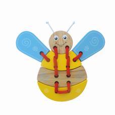 Đồ chơi xỏ dây hình con ong